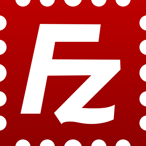 Filezilla FTP-Client Logo